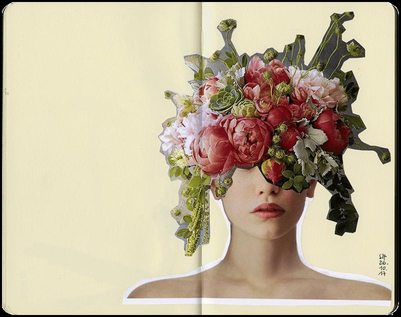Sprichwort: durch die Blume